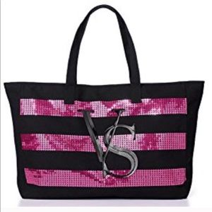 Victoria Secret large overnight tote